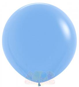 Гигантский воздушный шар Голубой