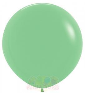 Большие зелёные шары