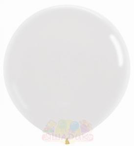 Гигантский воздушный шар прозрачный