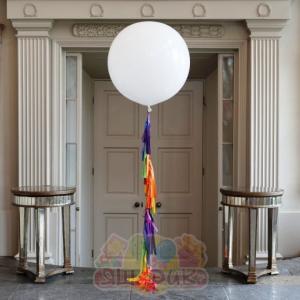 """Метровый шар """"Дизайнерские кисточки ручной работы"""""""
