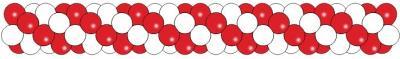 Гирлянда из воздушных шариков 35-40 см.