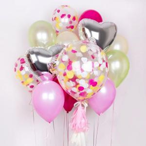 Сет из воздушных шаров Карамельки
