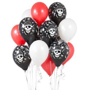 Букет из воздушных шаров Пираты