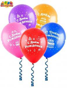 Воздушные шары Торты.