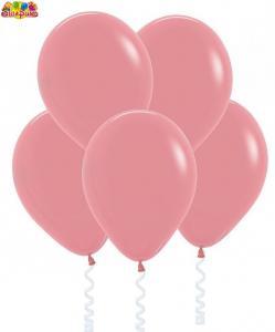 Воздушный шарик с гелием  Белый.