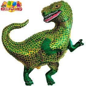 Воздушный шар с гелием Динозавр.
