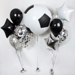 Букет из воздушных шаров Soccer.