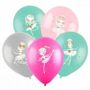 Воздушные шары Балерины.