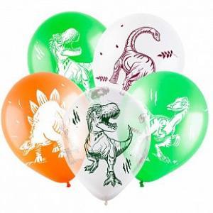 Воздушные шары Динозавры.