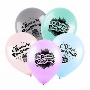Воздушные шары Именины.