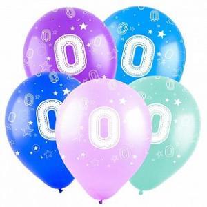 Воздушные шары Цифра 0.