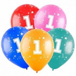 Воздушные шары Цифра 1.