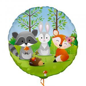 Воздушный шар c гелием Волшебный лес.